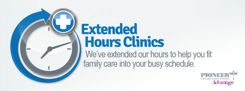 Extended hours clinic
